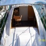 Переоборудование малого командирского катера проект 1390 Стриж в прогулочный катер.