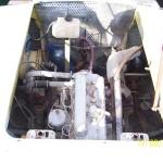 Замена двигателя Д 240 на Volvo Penta TAMD 31 на катере проект 1390 Стриж