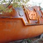 Переоборудование шлюпки спасательной проекта 0036 в прогулочный катер компанией Sevboatmotors.